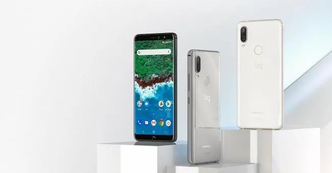 BQ Aquaris X2 Pro móviles para hacer selfies