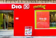 Lidl, Mercadona, Dia conforman su retail