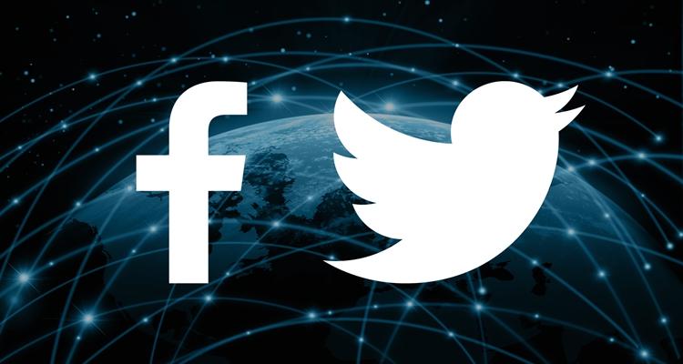 Facebook y Twitter se aliaron contra las cuentas falsas