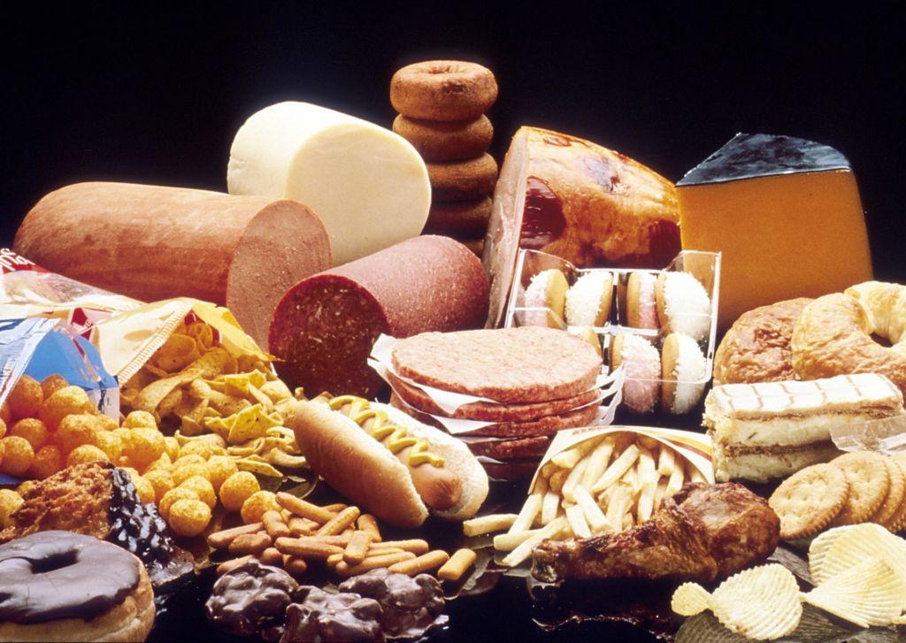 alimentos que producen colesterol hdl