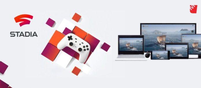 Presentación de Google Stadia