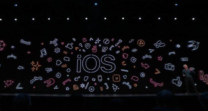 iPhone renovación de su sistema operativo