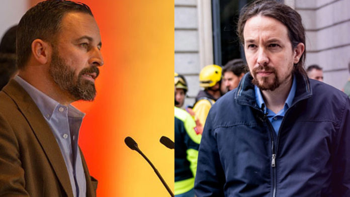 VOX vs Podemos
