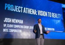 Presentación de Intel Athena