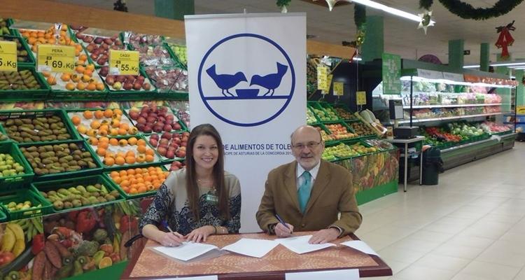 Mercadona y las claves para colaborar con Banco de Alimentos
