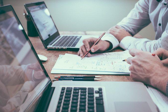 plan de negocios y de empresa