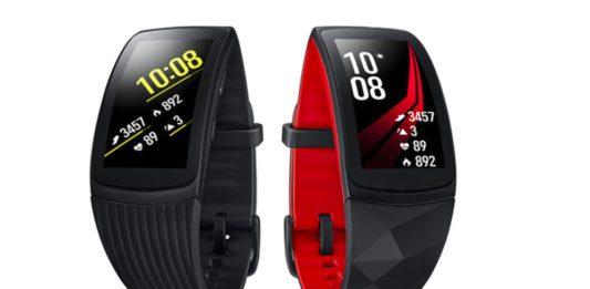 Samsung Gear Fit 2 pulseras