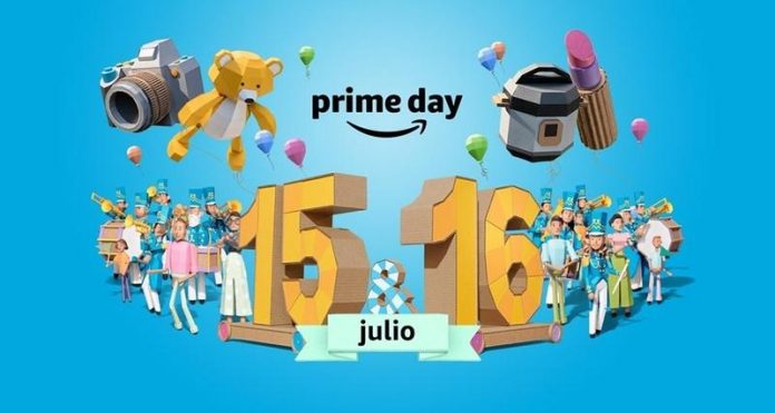 Prime Day Amazon (15 y 16 julio)