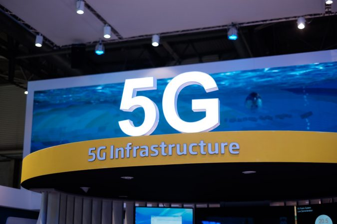 Tecnología 5G en el Mobile World Congress