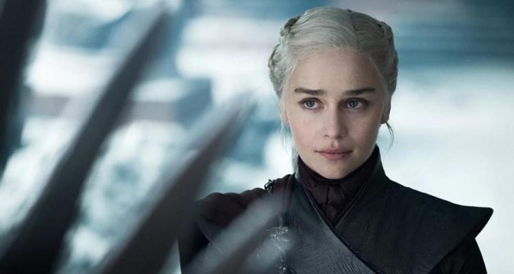 Adios a Daenerys de Juego de Tronos