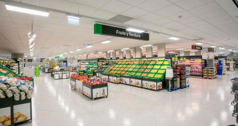 Supermercado Mercadona, rival de Lidl