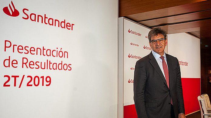 Santander resultados 2T 2019