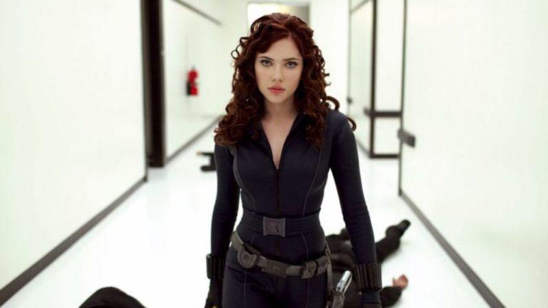 Scarlett Johansson en Capitan América