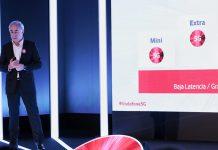 El CEO de Vodafone, Antonio Coimbra