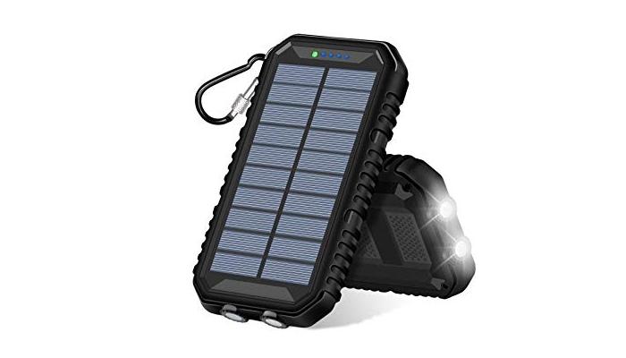 ADDTOP, baterías solares