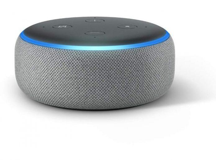 Amazon Echo con Alexa