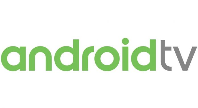Logo de Android TV