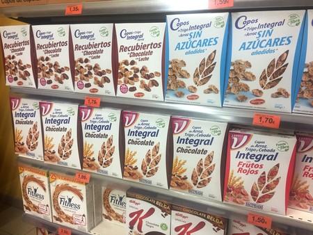 alimentos sin azucar mercadona