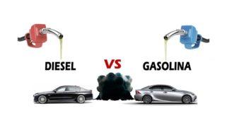 Coches ECO Diesel vs Gasolina