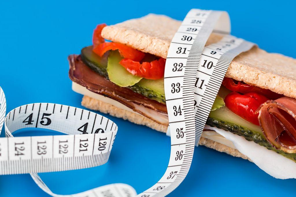 dieta para perder 8 kilos en un mes