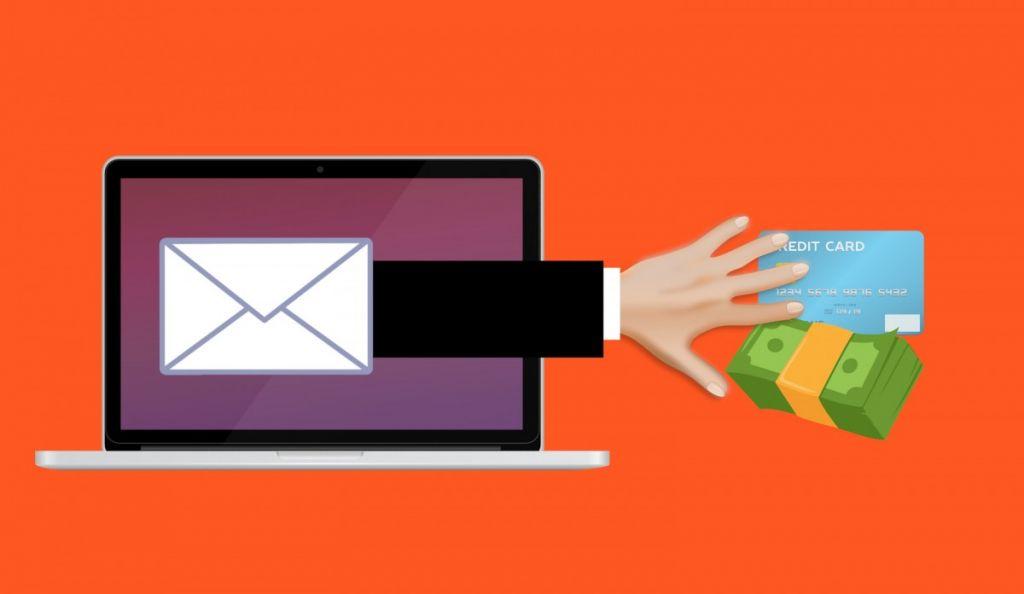 Correos falsos y Estafas en viajes, SMS