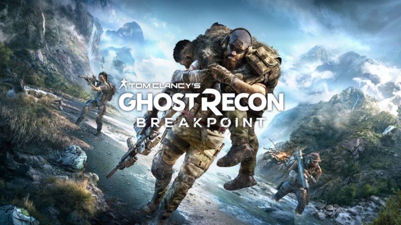 Ghost Recon Breakpoint videojuegos Ubisoft para PC