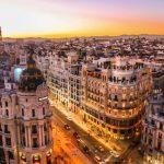 Ciudades de España: calles de Madrid