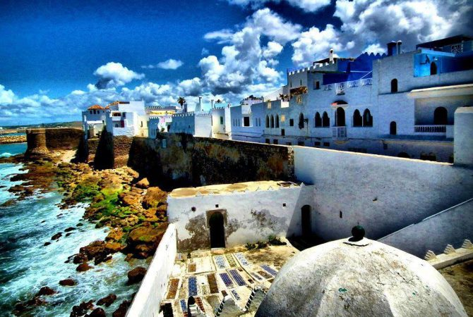 Medina Asilah, Marruecos