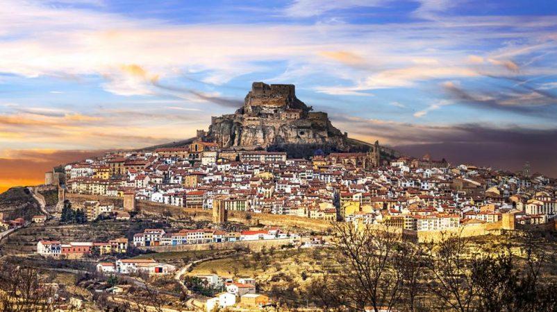 Morella, pueblos bonitos de España