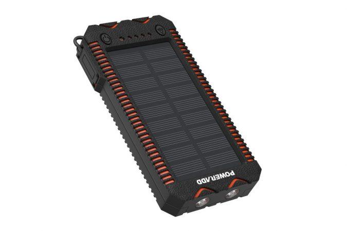 Poweradd, baterías solares