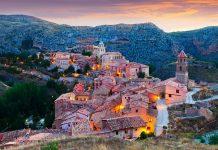 Pueblos bonitos de España