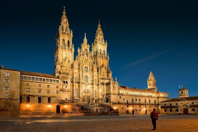 Catedral de Santiago, España