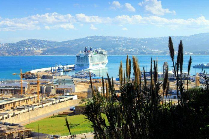Marruecos: vistas de Tánger