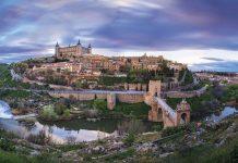 Toledo, ciudades de España