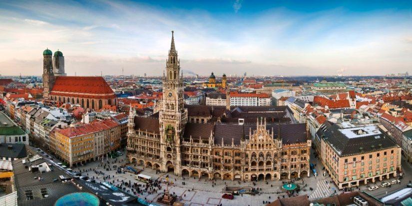 Munich, ciudad para encontrar trabajo