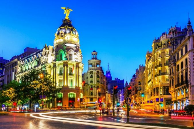 Madrid, ciudad para encontrar trabajo