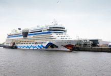 AIDA Cruises Corvus Energy baterias crucero