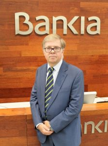 Carlos Barrientos Bankia