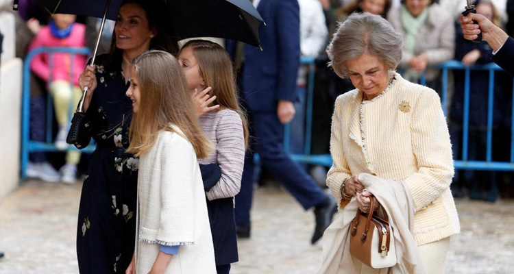 El desglose de los presupuestos de la Casa Real