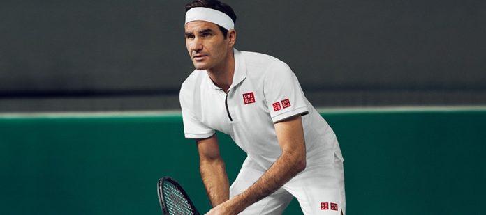 Federer Uniqlo