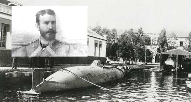 Grandes inventos espanoles el submarino