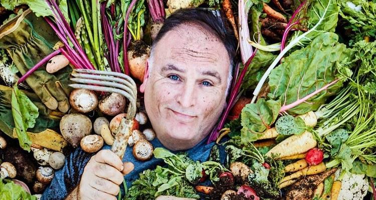 Jose Andres un chef internacional