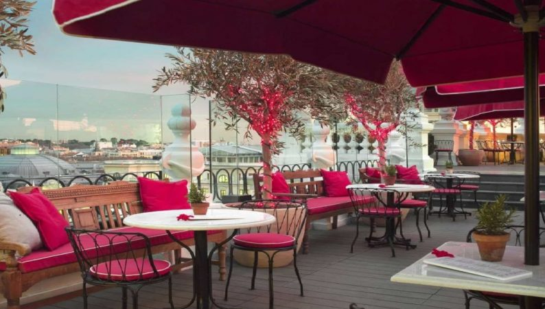 Madrid Estas Son Las Mejores Terrazas Para Cenar Con Unas