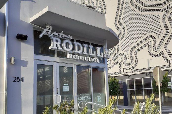 Rodilla Miami