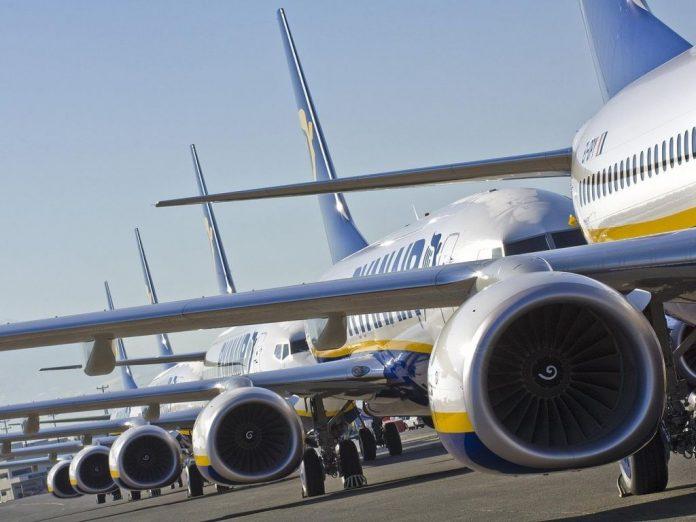 Ryanair cierre bases