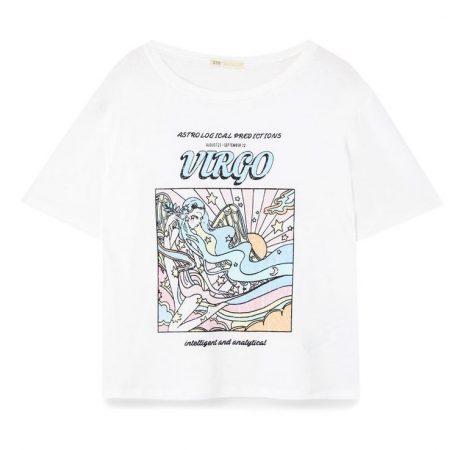 Camiseta del horóscopo