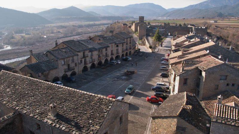 Pueblos medievales: Ainsa