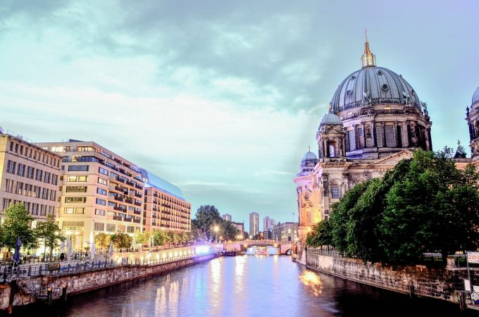 Berlín - Alemania: países europeos