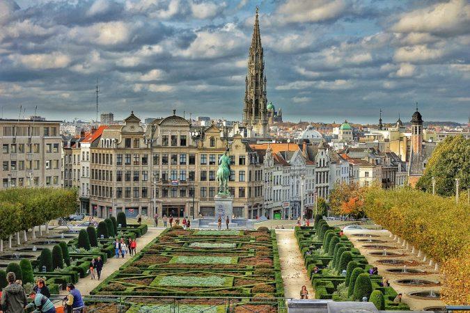 Bruselas - Salida del Tour de Francia