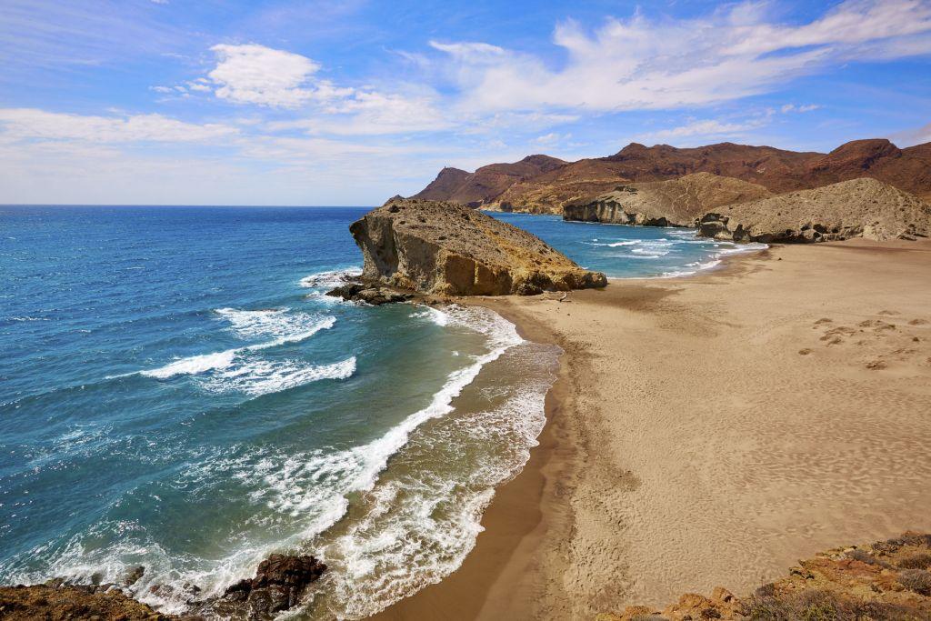 Calas de Cabo de Gata, pueblos de playa